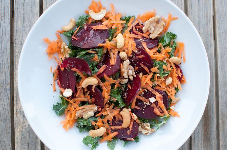 grønkål salat