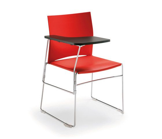 Sid Stacking chair by viasit   Multipurpose chairs