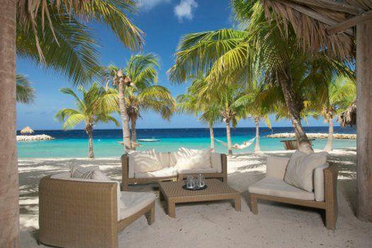 Blue Bay op #Curacao #reizen #TravelBird