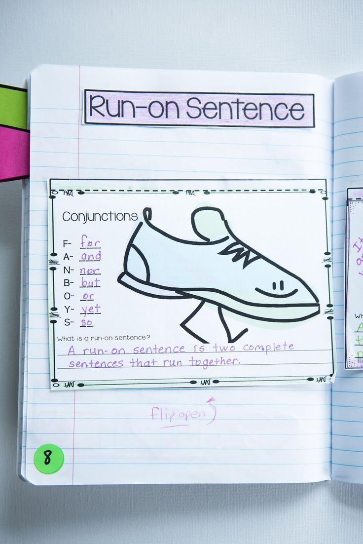 10 best ideas about run on sentences on pinterest sentence structure writing anchor charts. Black Bedroom Furniture Sets. Home Design Ideas