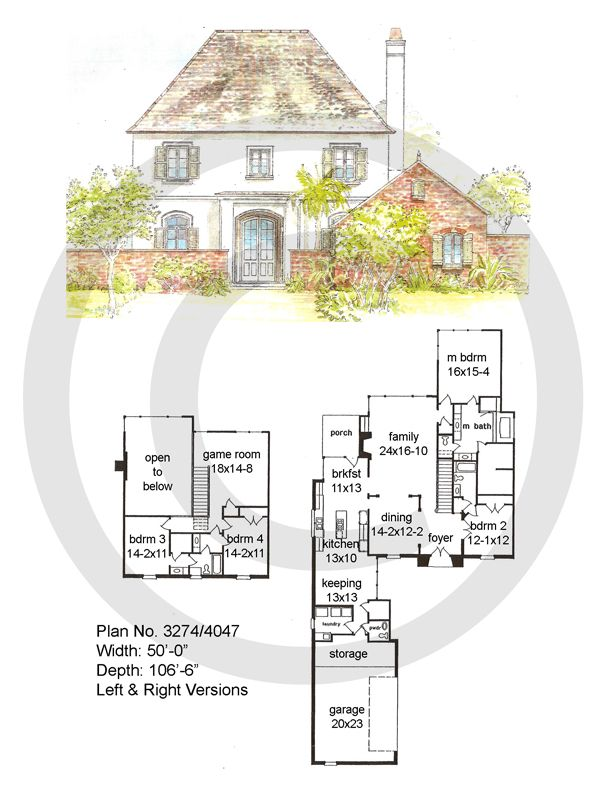 Floor plan dream home for the home pinterest house for Www house plans com