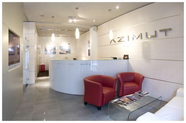 AZIMUT Yachts Headoffice Slovakia by Joseph Tucny, via Behance