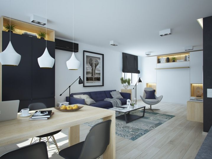 Exemple décoration appartement