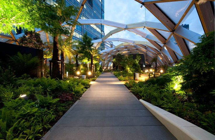 Crossrail-Station-Roof-Garden_06_Jason-Gairn « Landscape Architecture Works | Landezine