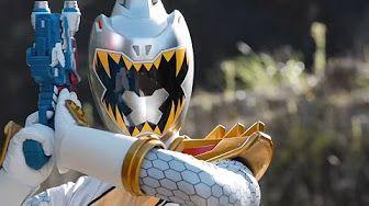 Power Rangers Super Megaforce | Batalla Legendaria| Episodio Final - YouTube