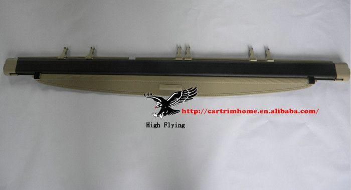 High Quality Aluminum + Canvas Rear Cargo Cover Fit for Honda CRV CR-V 2005-2006 #Affiliate