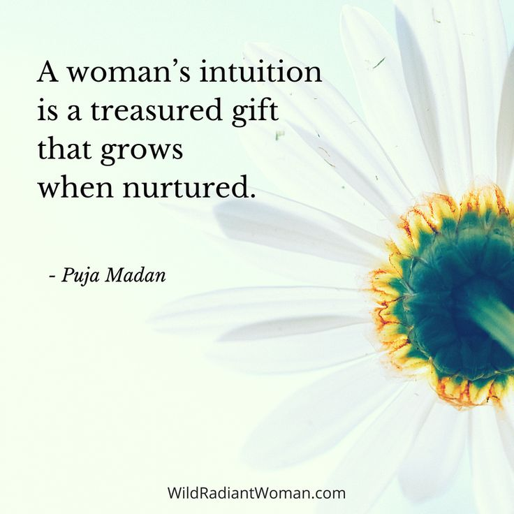 How to Hone Your Intuition by @PujaMadan at Transformation Goddess