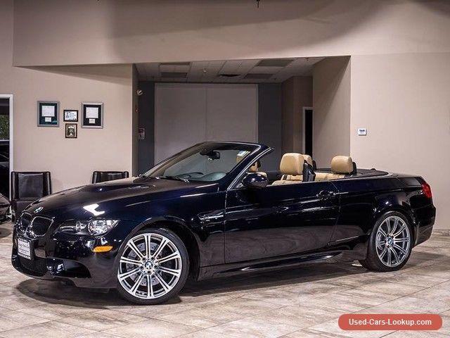 2013 BMW M3 Base Convertible 2-Door #bmw #m3 #forsale #unitedstates
