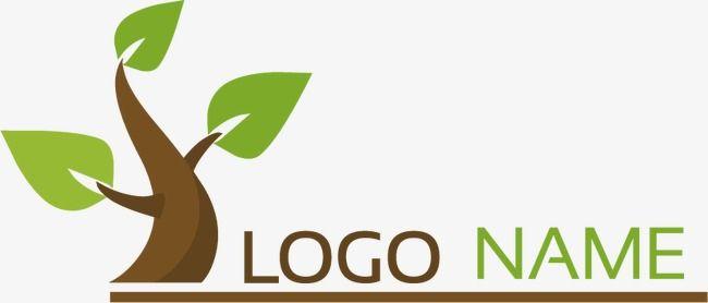 شعار شركة الابداع الأشجار أخضر كرتون Png وملف Psd للتحميل مجانا Creative Company Home Decor Decals Company Logo