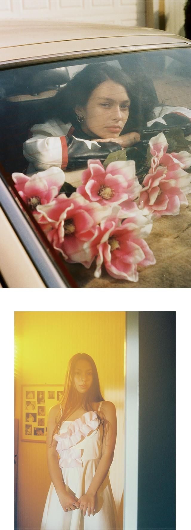 Nordstrom Spring Campaign by Petra Collins