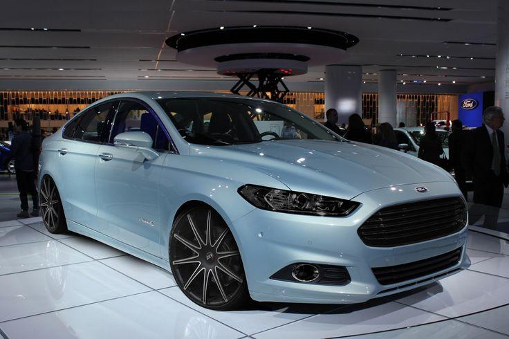 2013 Ford Fusion Hybrid Visit http://www.holmestuttle.com/ - family car!
