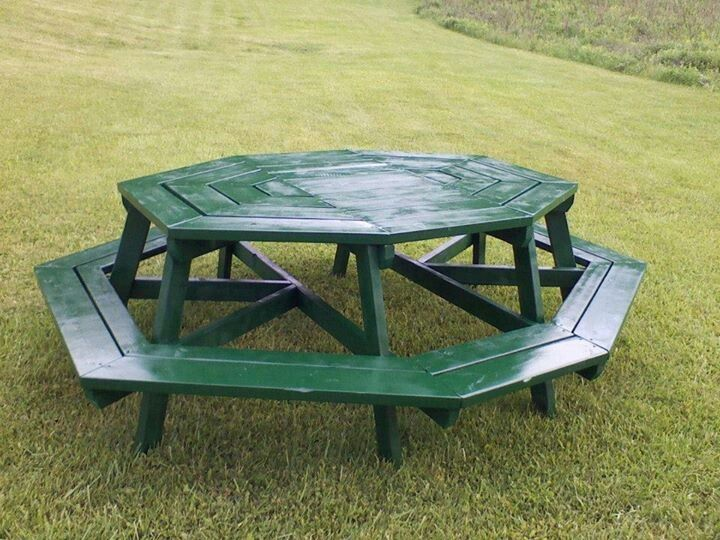 best 25 round picnic table ideas on pinterest picnic tables wood work table and folding picnic table plans