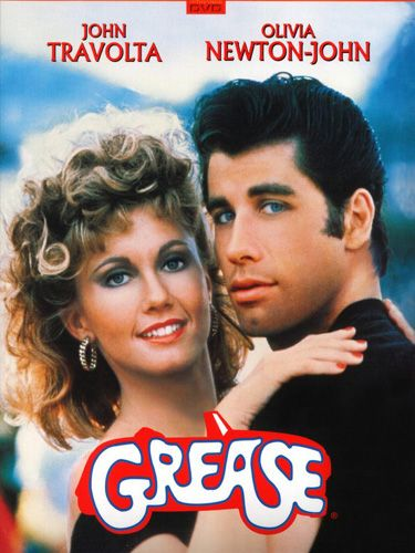 "It's the one that you want. ""Grease"" is one of the top movies our readers say they'd watch over and over again. #greasedlightnin"