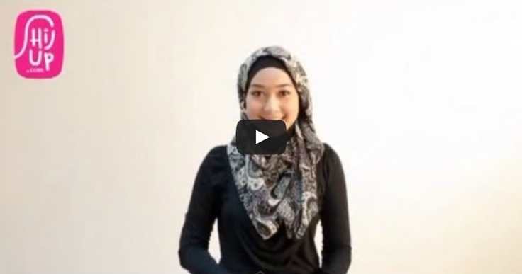 HIJAB TUTORIAL STYLE 22     Check the designers collections at HijUp.com  Get Up with your Hijab and Be Fabulous with HijUp! ♡     Song: Fabulous with HijUp - D.B.E  ___________________________________  Visit our youtube channel and find a lot of hijab inspiration there!  Happy Watching, Dear :)