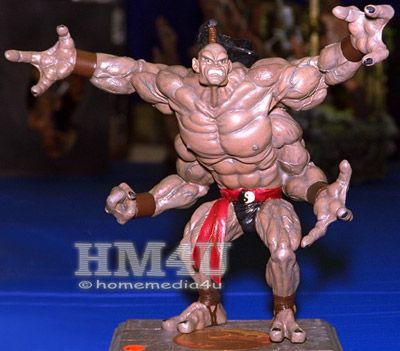 mortal kombat resin figures | Goro Mortal Kombat 1/6 Resin Model Kit (Y182), was closed 01 Sep 2013 ...