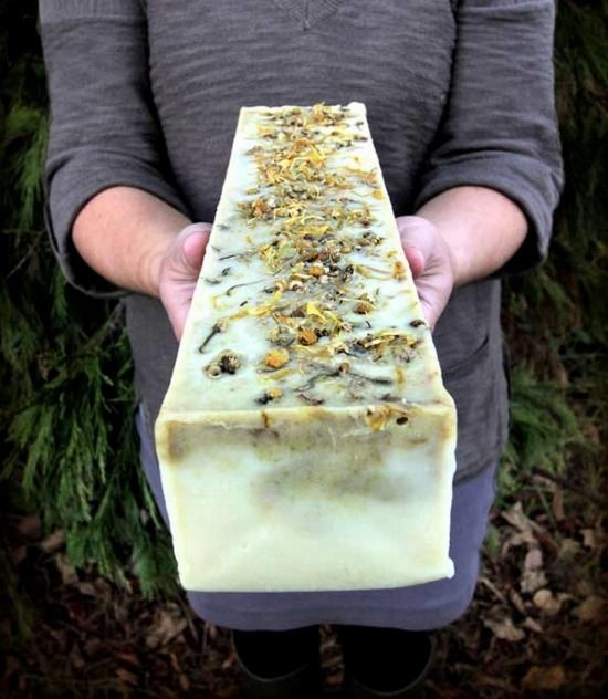 How To Make Herbal Soap From Scratch