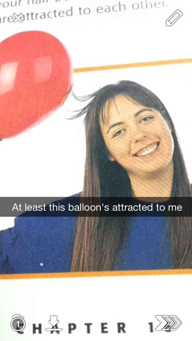 24 Snapchats That Are Way More Clever Than You