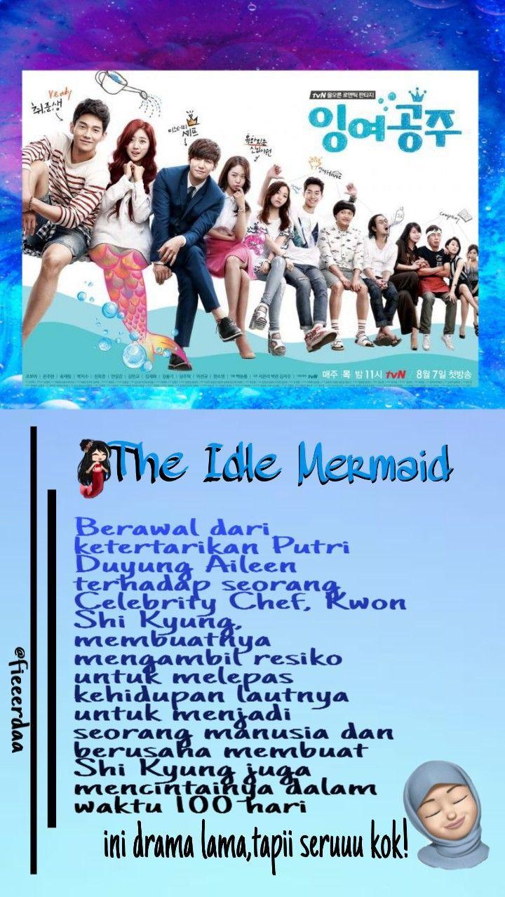 The Idle Mermaid Drama Kehidupan Laut Manusia