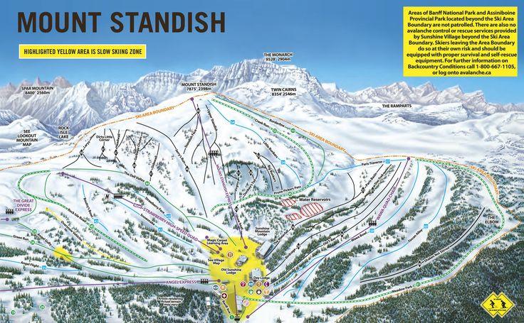 White Pass Trail Map  Lets go  Pinterest  Trail maps