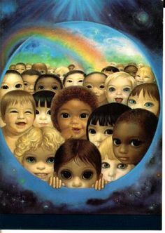 Planeta Azul Índigo: Niños Indigo, Cristal y Arco Iris