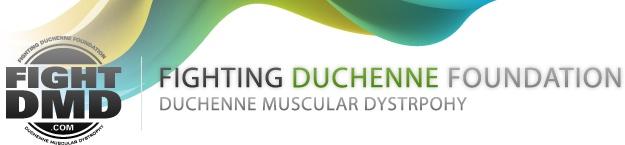 Fight DMD - Duchenne Muscular Dystrophy