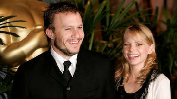 Heath Ledger And Michelle Williams' Relationship : 6 Things You Didn't Know