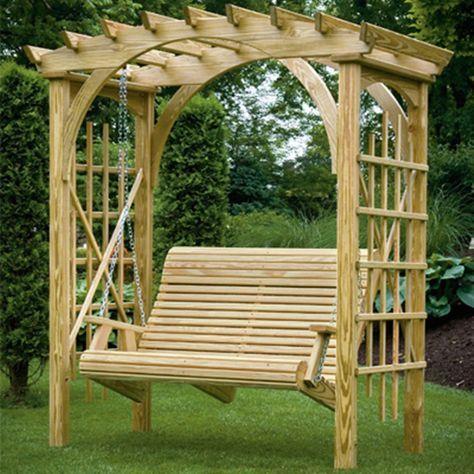 Lawn Furniture  Porch Swings  Gazebo Depot