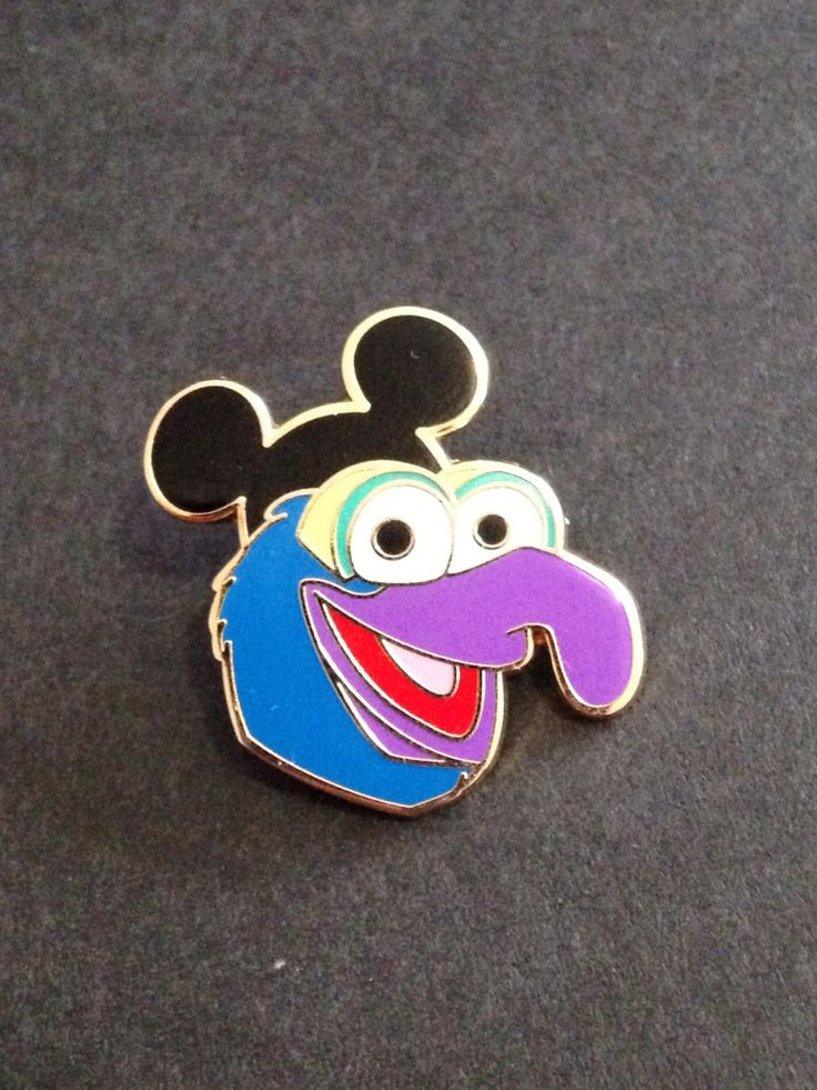 Muppets with mouse ears - Gonzo