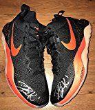 Devin Booker Signed Nike Zoom Rev Pe Signed Nba Shoes (JSA Certified & Booker Coa)