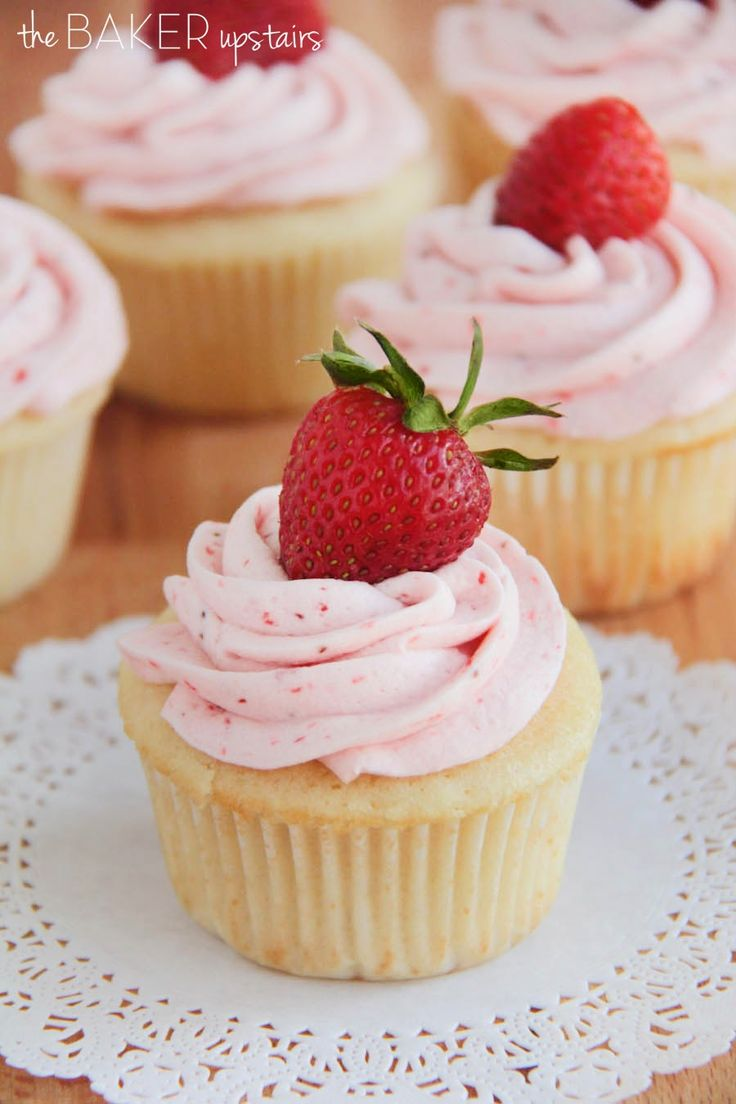 ... cupcakes on Pinterest | Easy cupcake recipes, Cupcake recipes and