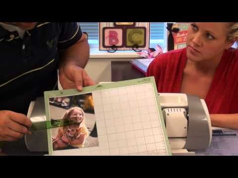 Cricut Expression 2 Mini Tutorial: Centerpoint made easy