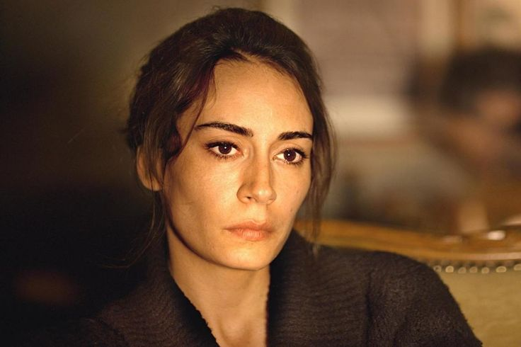 "Turkish actress Demet Akbağ in ""Winter Sleep"" (??)"