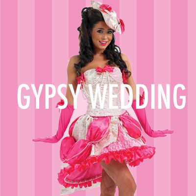 Gypsy Wedding Hen Party Fancy Dress Costumes Online At Y Night Out