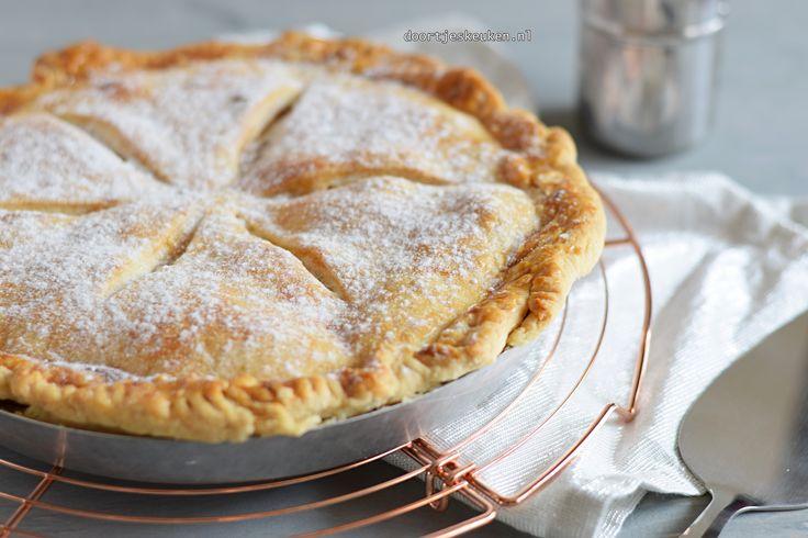 Amerikaanse appeltaart, American apple pie