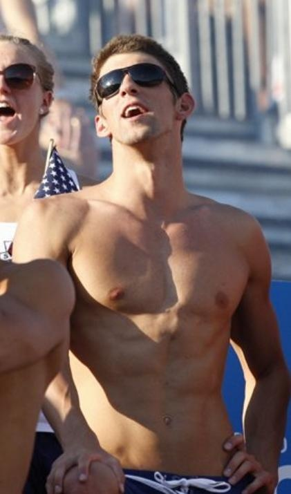 Michael Phelps..... SO excited for the olympics!