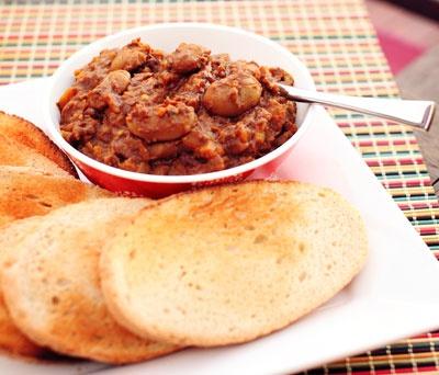 YIAH Moroccan White Beans. #YIAH #dinner #moroccan #YourInspirationatHome http://yourinspirationathome.com.au