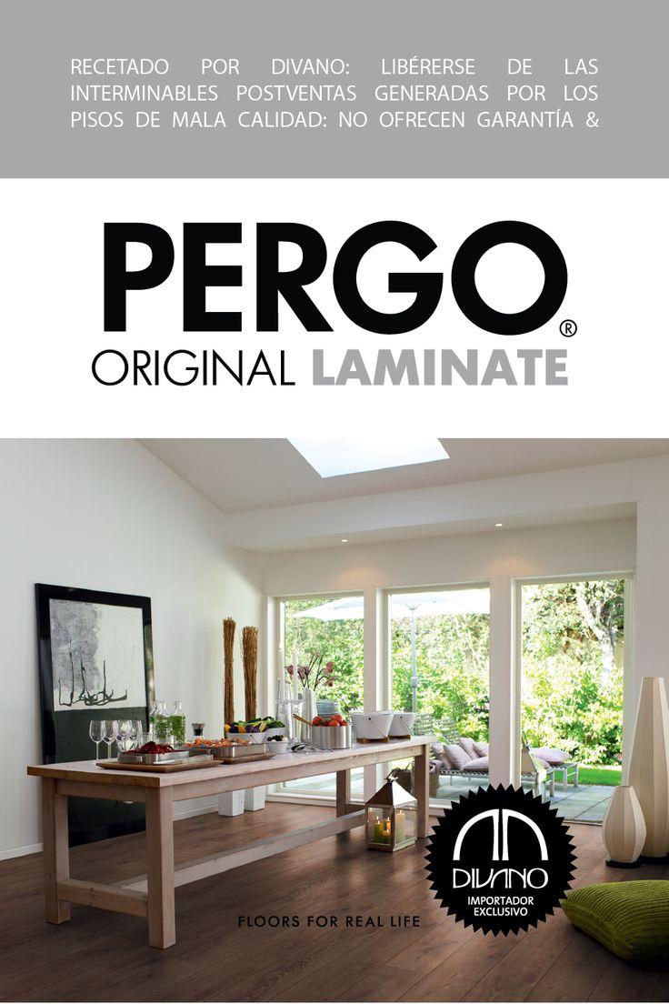 PERGO Original Laminate: La amplia selección de PERGO tiene algo que ofrecer para todos los gustos.