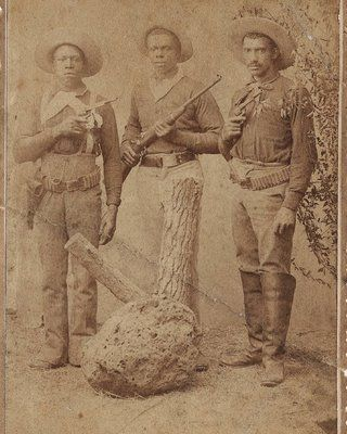 Real Old West Cowboys | Know Your History: Real Pics Of Black Cowboys From The Old West ..#cowboy #fashion At Eagle Ages we love cowboy boots. You can find a great choice of second hands & vintage cowboy boots in our store. https://eagleages.com/shoes/boots/men-boots/cowboy-boots.html