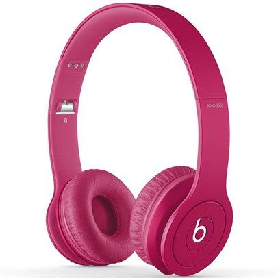 Beats by Dre. Solo Headphones Pink were $280 and are now down to $199 at Ozsale.