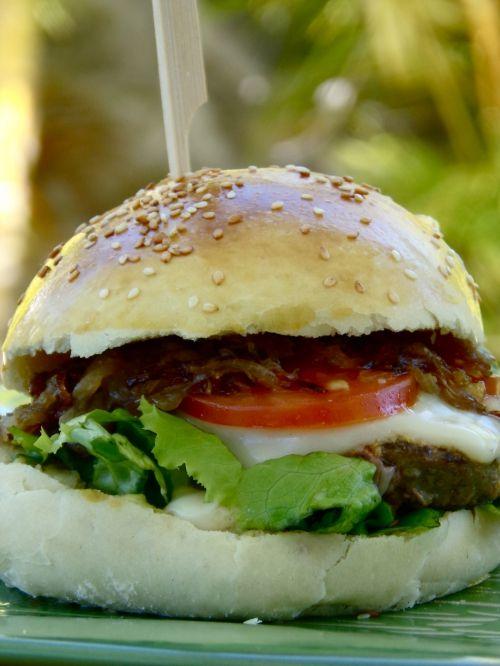 Pain a burger ultra moelleux