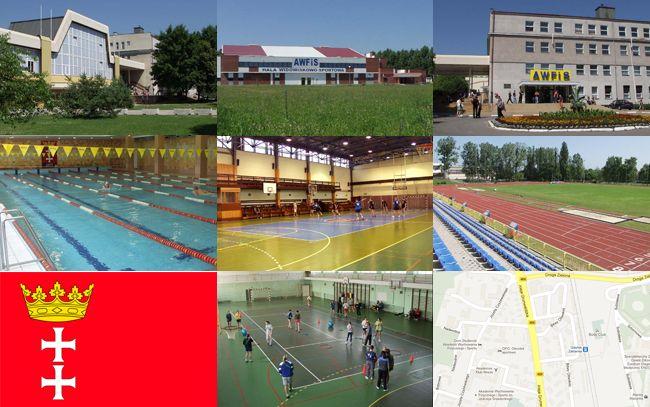 wychowanie fizyczne Physical Education sport Sport fizjoterapia Physiotherapy turystyka i rekreacja Tourism and Recreation