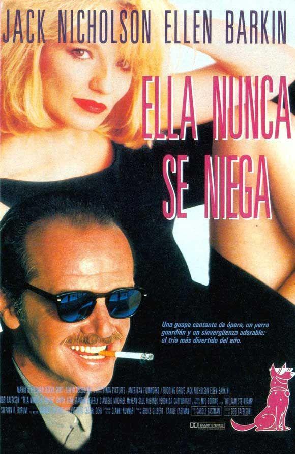 Man Trouble , starring Jack Nicholson, Ellen Barkin, Harry ...
