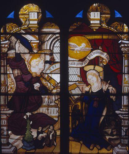 Βιτρό από την Ολλανδία (16ος αιώνας) Μουσείο Βικτορίας και Αλβέρτου στο Λονδίνο