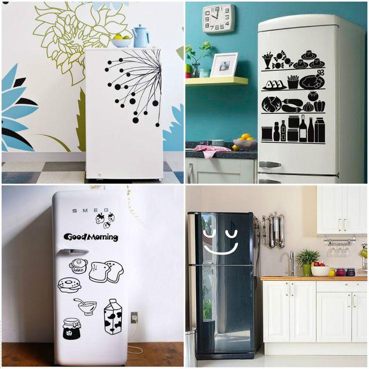 Улыбающийся холодильник на вашей кухне, еще одна нотка позитива для хорошего дня
