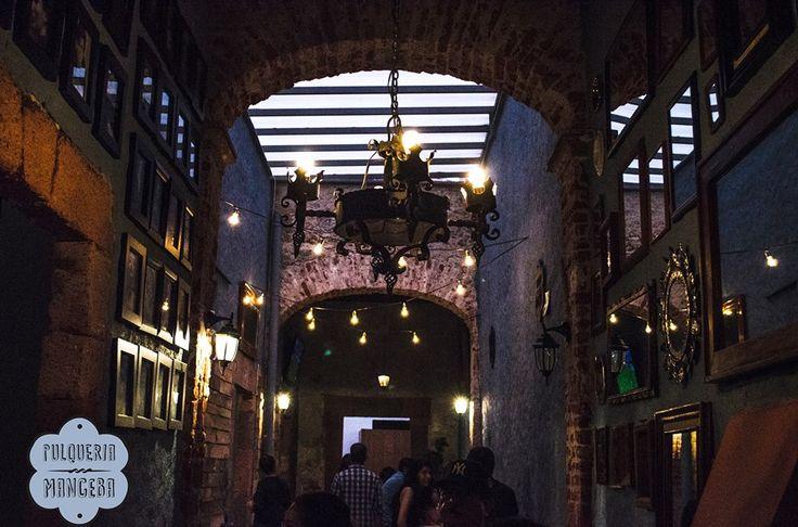 Pulquería Manceba in Santiago de Querétaro, Querétaro de Arteaga
