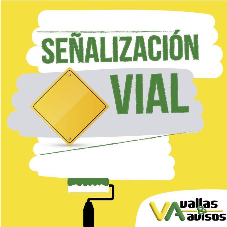 En #VallasyAvisos participamos en la elaboración de la #SenalizacionVial, bajo las normas del MOPT (Ministerio de Obras Públicas y Transporte) y en amoblamiento urbano para los diferentes municipios.