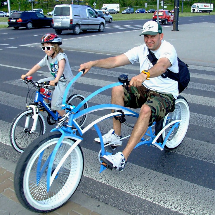 Lublin Cycle Chic: It's a chopper baby