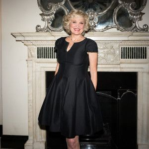 Tony Award winner Christine Ebersole returned to the Café Carlyle October 11 with a new show entitled After The Ball.
