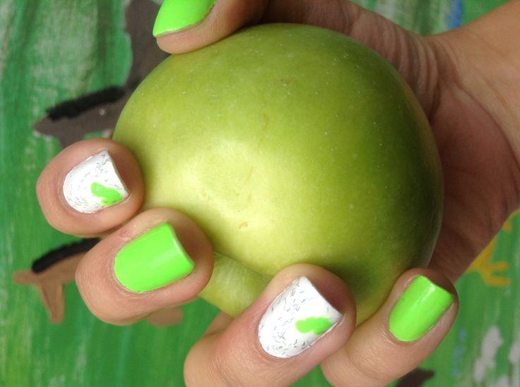 Dulce Verde manzana