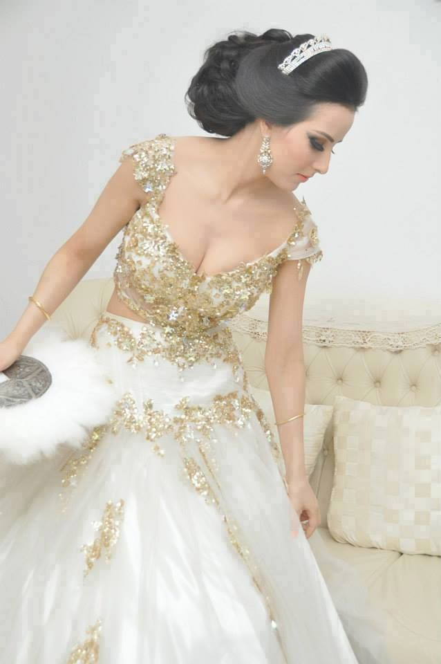 Tunisian Bride <3